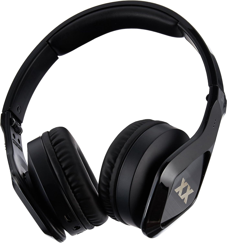 JVC HASBT200X Elation XX Bluetooth Headset, Black