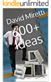 600+ Ideas (English Edition)