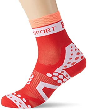 Compressport Bike Ultralight - Calcetín de Ciclismo Unisex: Amazon.es: Zapatos y complementos