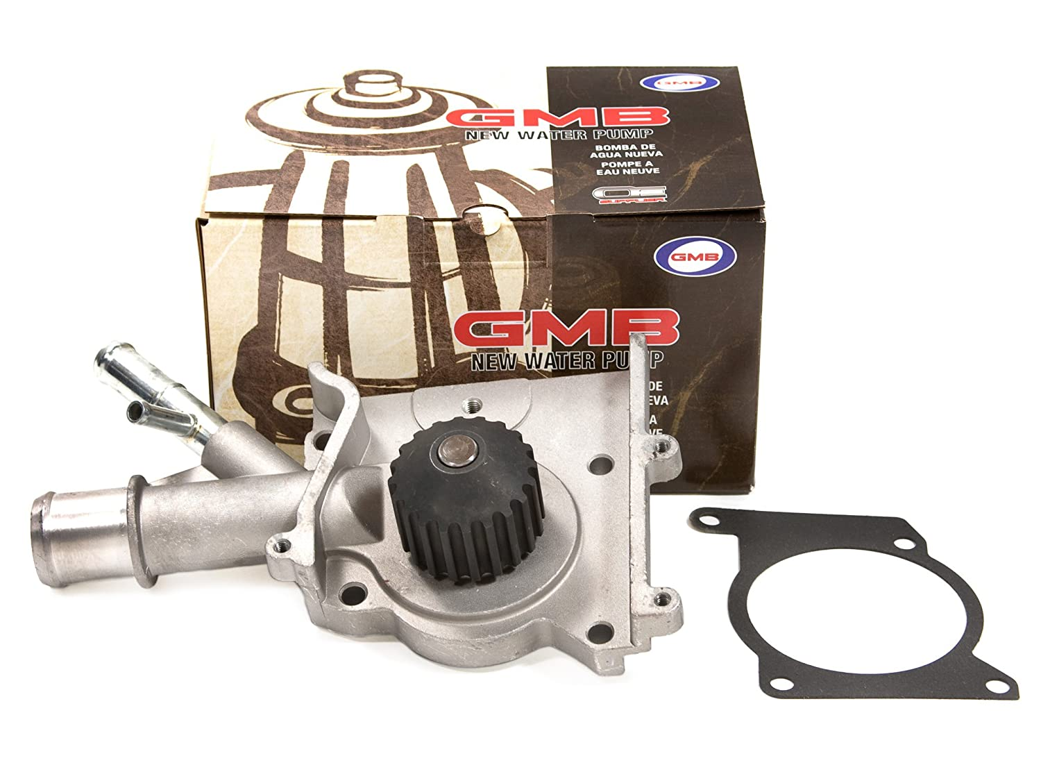 Amazon.com: Evergreen TBK283WP2 Fits 00-04 Ford Focus 2.0L SOHC VIN Code P Timing Belt Kit GMB Water Pump: Automotive