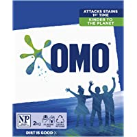 Omo Active Clean Laundry Washing Powder Front & Top Loader 2kg (Packaging May Vary)