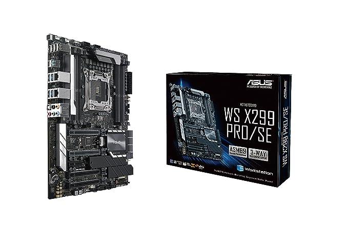 Asus Workstation Board - Placa base Intel LGA 2066 ATX con ...