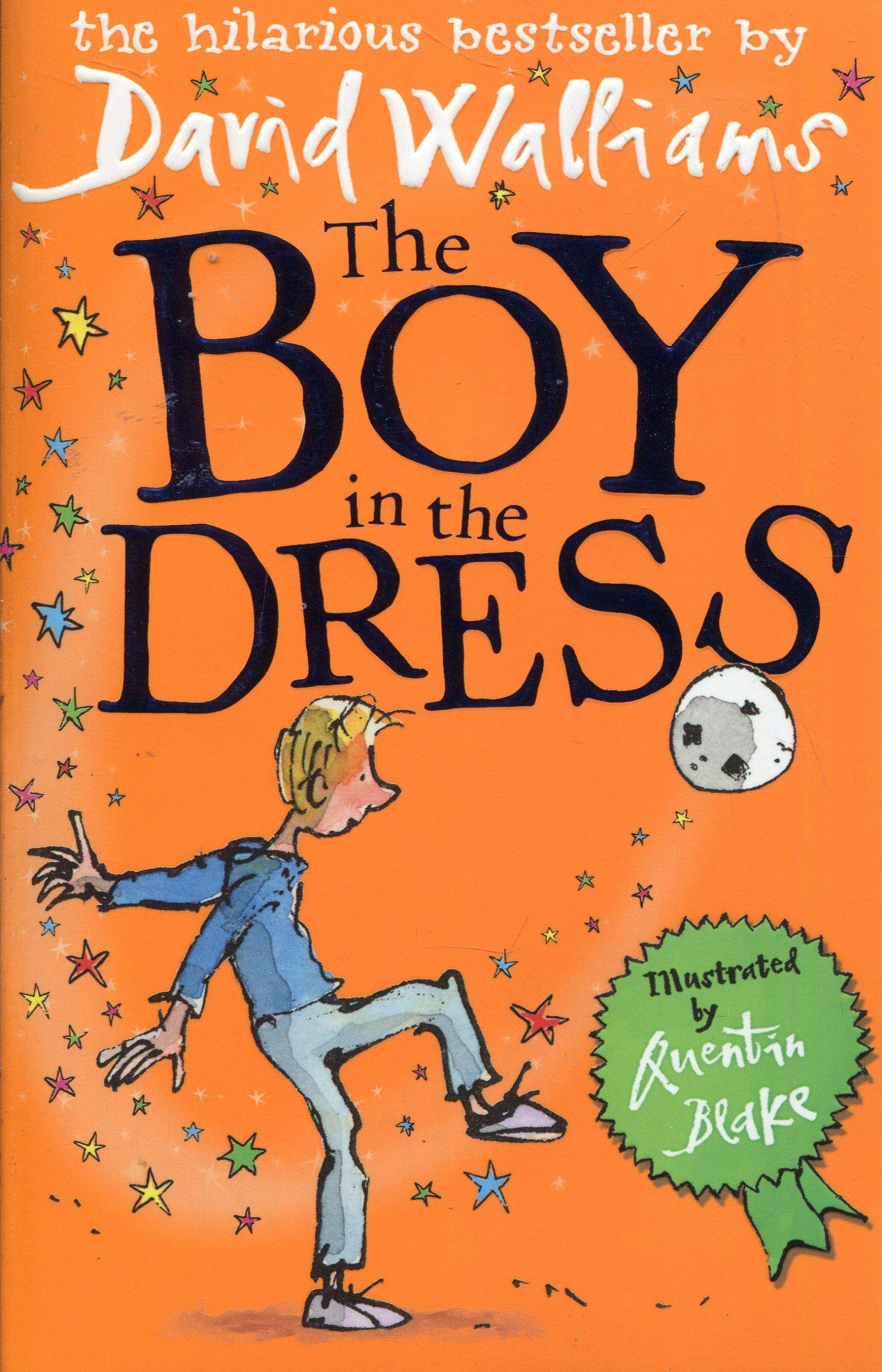 The Boy in the Dress: Now a Major Musical: Amazon.co.uk: Walliams ...