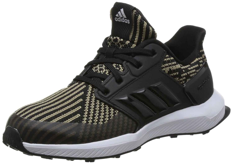 Adidas Unisex Kinder RapidaRun Knit C Fitnessschuhe Neutral