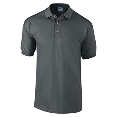 Gildan Workwear Polo - Homme - Noir - X-Large