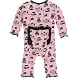 907814efb608 Amazon.com  Kickee Pants Little Girls Print Long Sleeve Kimono ...