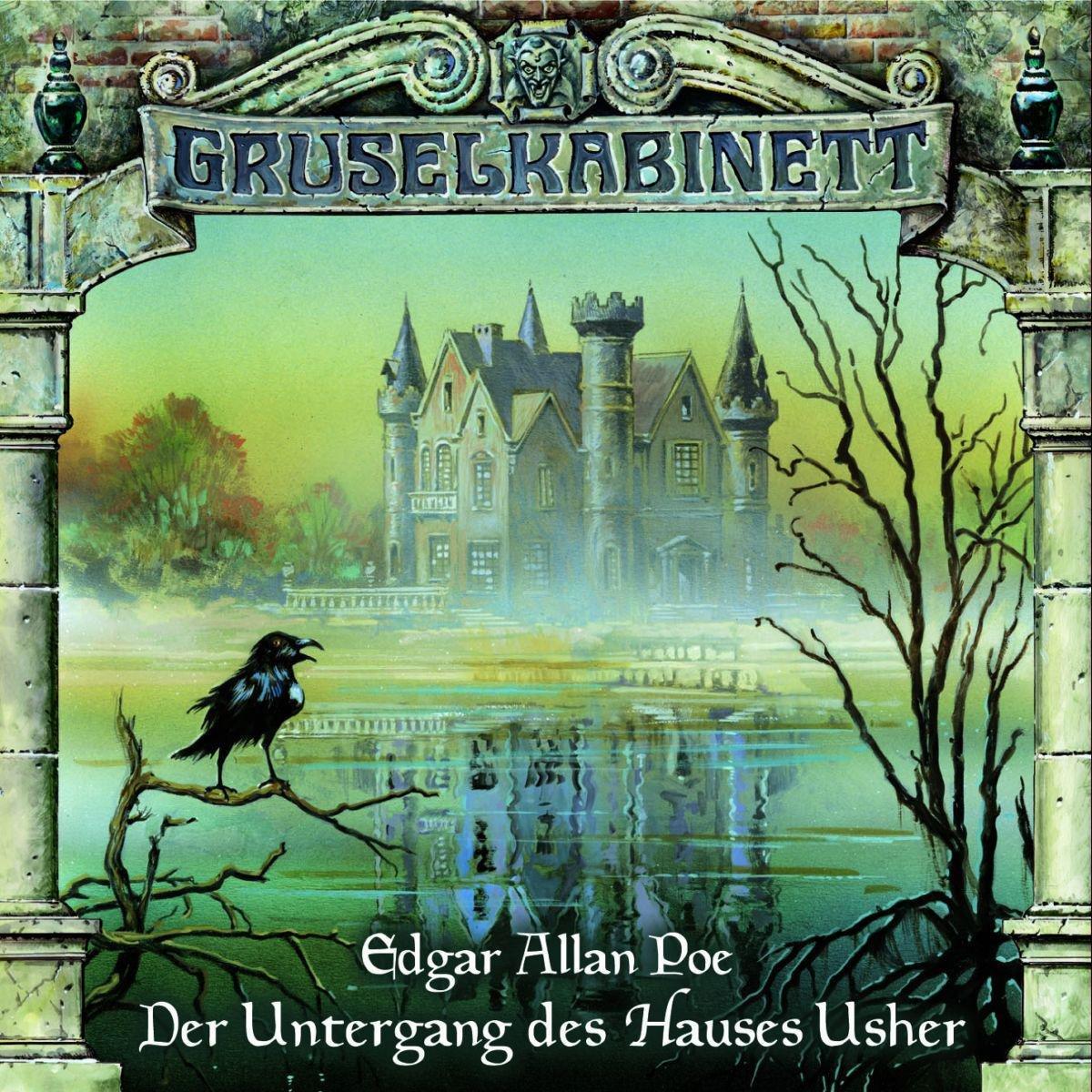 Gruselkabinett Folge 11 OFFer free shipping - Der Hauses des Untergang Usher