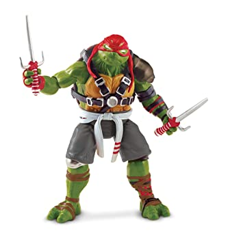 Las Tortugas Ninja 2 - 12 a la Figura de acción cm - Raphael ...