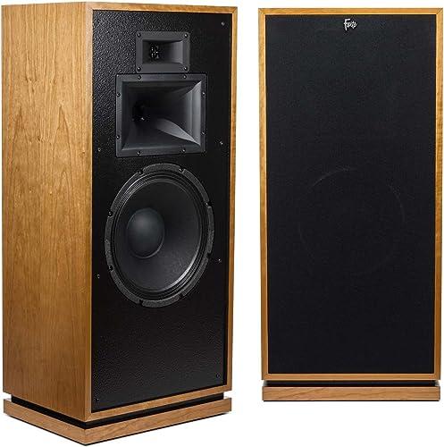 Klipsch Forte III Heritage Series Tower Speaker – Pair Cherry