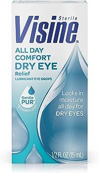 Visine 0.5 fl. oz All Day Comfort Dry Eye Relief Eye Drops