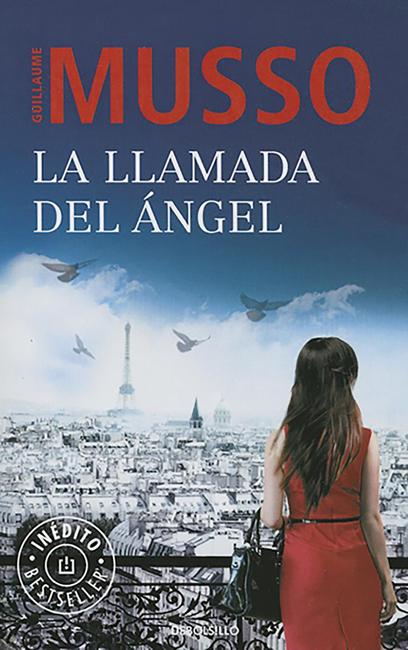La llamada del ángel (Best Seller): Amazon.es: Musso, Guillaume ...