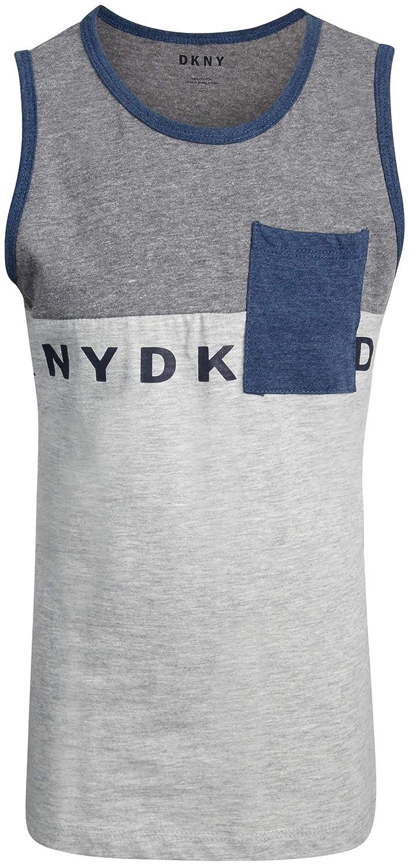 DKNY Boys/' 2-Piece Summer Tank Top and Cargo Short Set