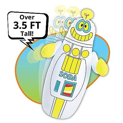 HobbyKids Robot Boppin Bag: Toys & Games