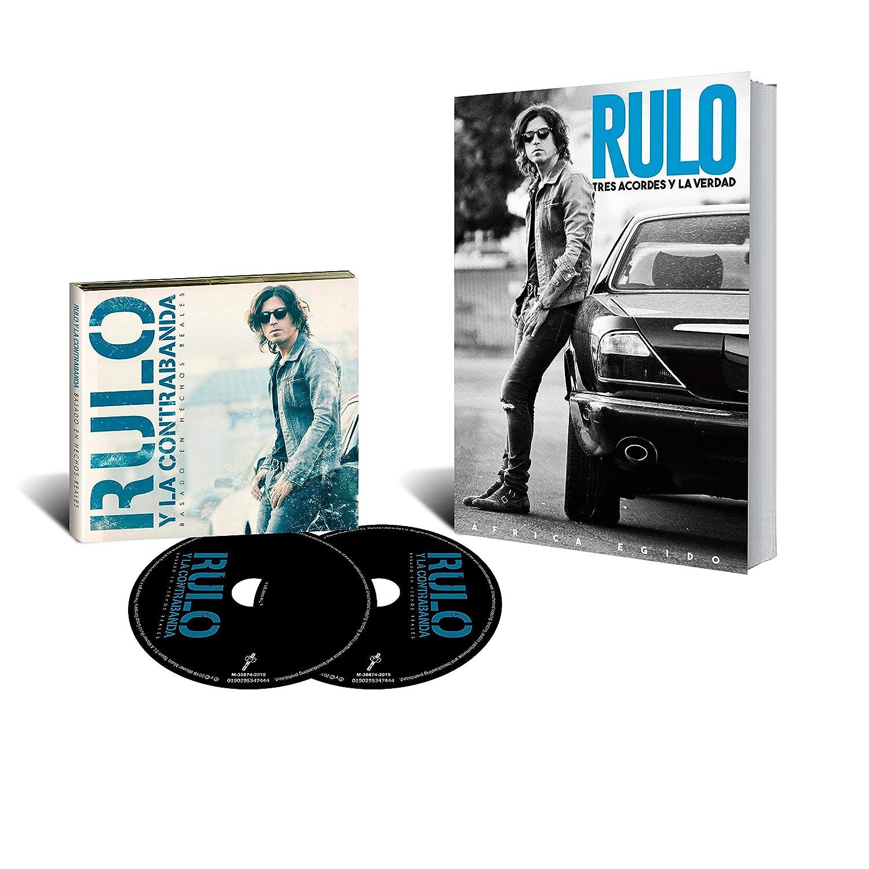 Rulo Y La Contrabanda - Basado En Hechos Reales (Cd Doble + Libro) Edición Firmada
