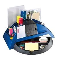 Herlitz 1601368 Organiseur de bureau Big Butler V (Bleu) (Import Allemagne)