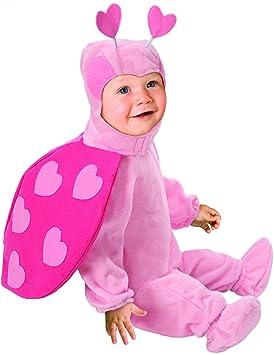 Disfraz de mariquita para bebé: Amazon.es: Juguetes y juegos