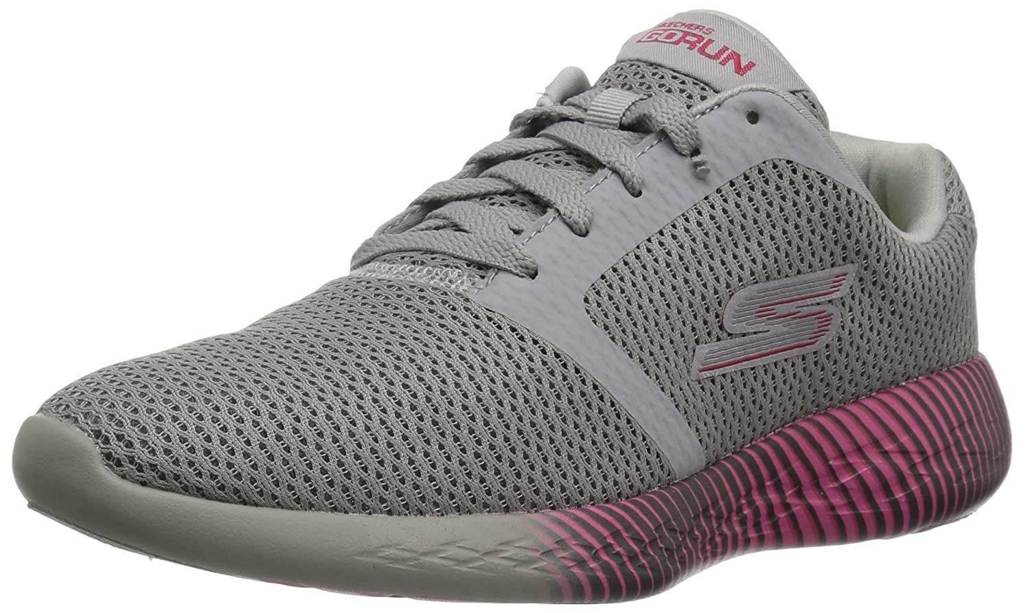 Skechers Go Run 600-Spectra, Scarpe Sportive Indoor Donna