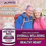 Red Yeast Rice Extract 1200 mg - Citrinin Free