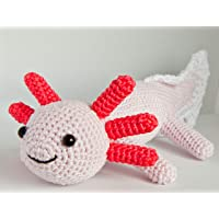 Amigurumi Axolotl (Ajolote)