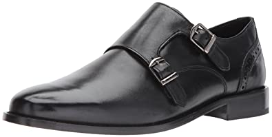 Nunn Bush Norway Plain Toe Monk Strap (Men's) Jsao3nkp