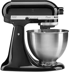 KitchenAid KITCH K45SSOB Mixer 4.5, 250watts, Onyx Black
