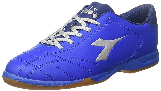 Diadora , Herren Futsalschuhe, Blau - Blau - Größe: 41