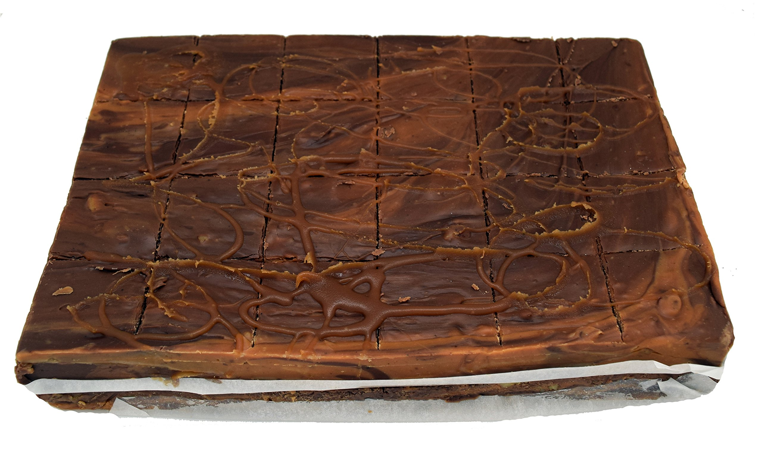 Country Fresh Fudge Turtle Pecan, 6 Pound by Country Fresh Fudge