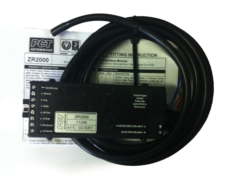 Pct Automotive Zr2500 Wiring Diagram : Pct automotive zr wiring diagram trailers