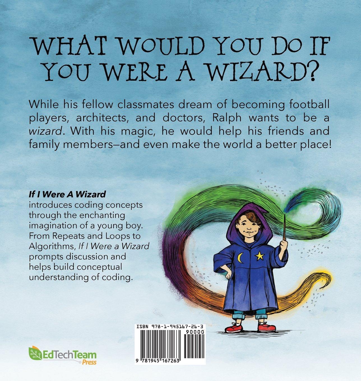 If I Were a Wizard: Paul Hamilton D.: 9781945167263: Amazon.com: Books
