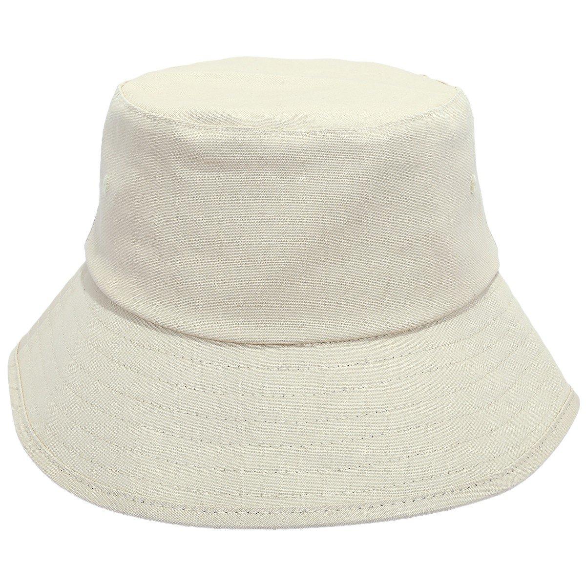 Sportmusies Bucket Hats for Men Women, Packable Outdoor Sun Hat Travel Fishing Cap