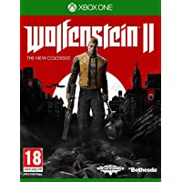 Game Wolfenstein 2 - The New Colossus - Xbox One