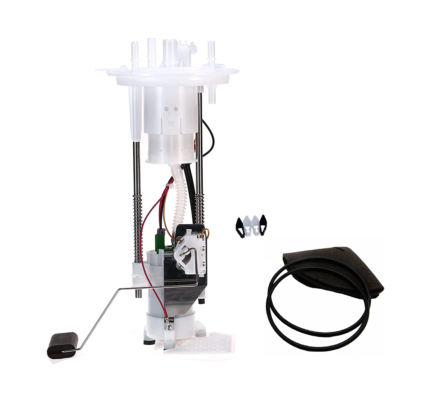 Topscope Fp2436m Fuel Pump Module Assembly E2436m Fits 2007 Lincoln Mark Lt Filter Location 2004 2008 Ford F 150 54l V8 Automotive