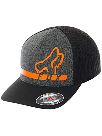 ea89765e10ec3 ... sweden fox racing mens triangulate flexfit hat amazon clothing dc5ed  4b041