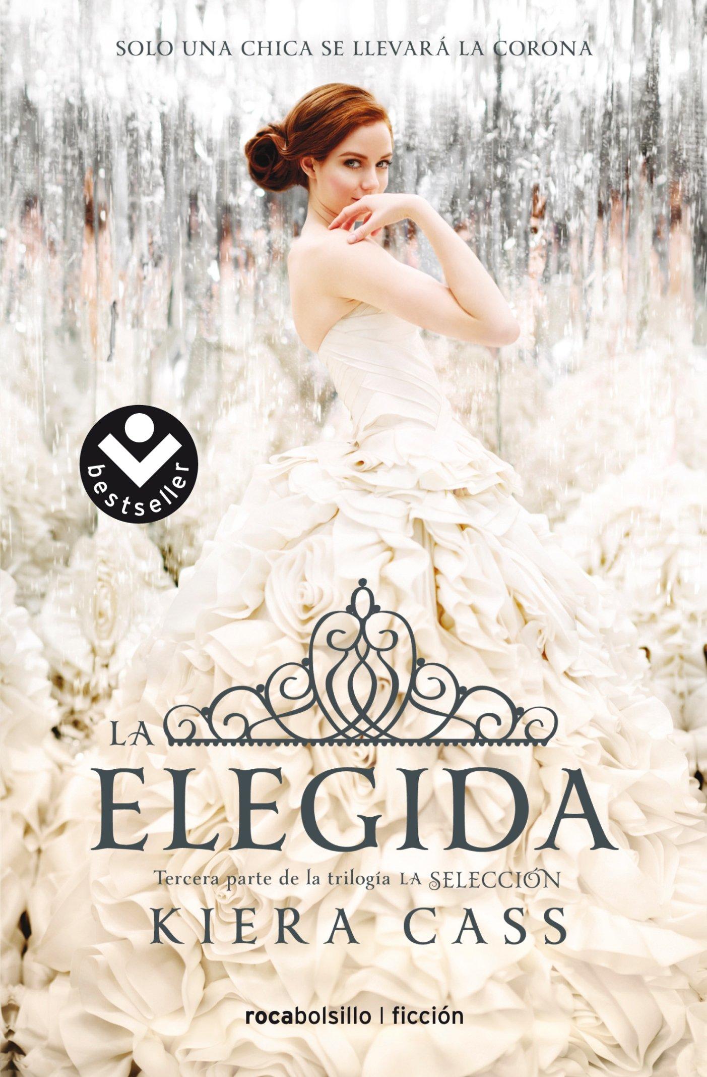 Elegida Spanish Kiera Cass product image