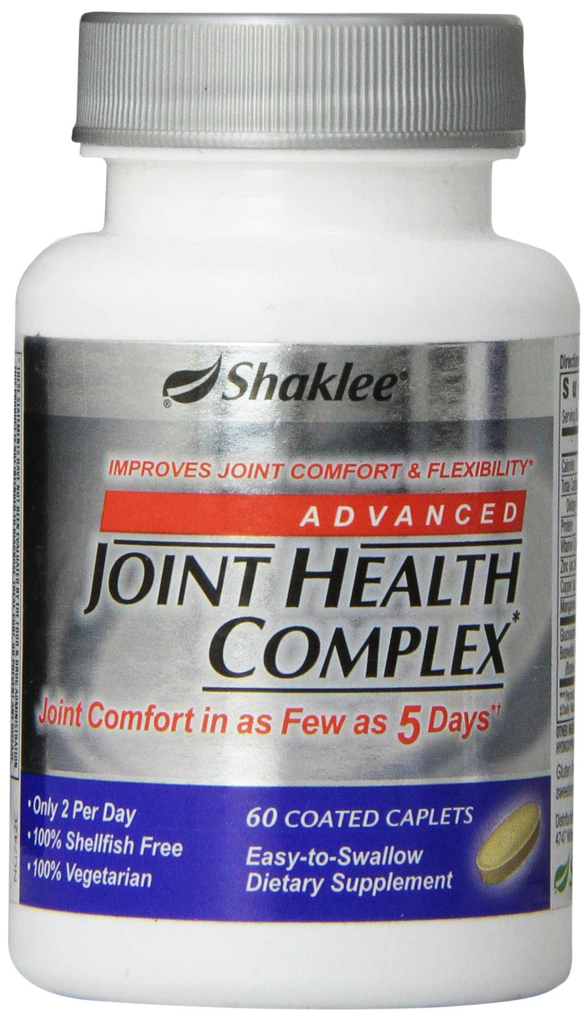 Shaklee® Advanced Joint Health Complex® 60 Caplets