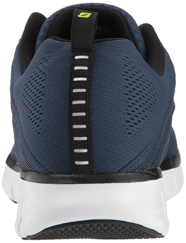 Skechers Sport Men's Synergy Power Switch Sneaker Memory Foam Athletic Training Sneaker Switch B00G9Y2KWW 8.5 D(M) US|Navy/Black dcc5e2