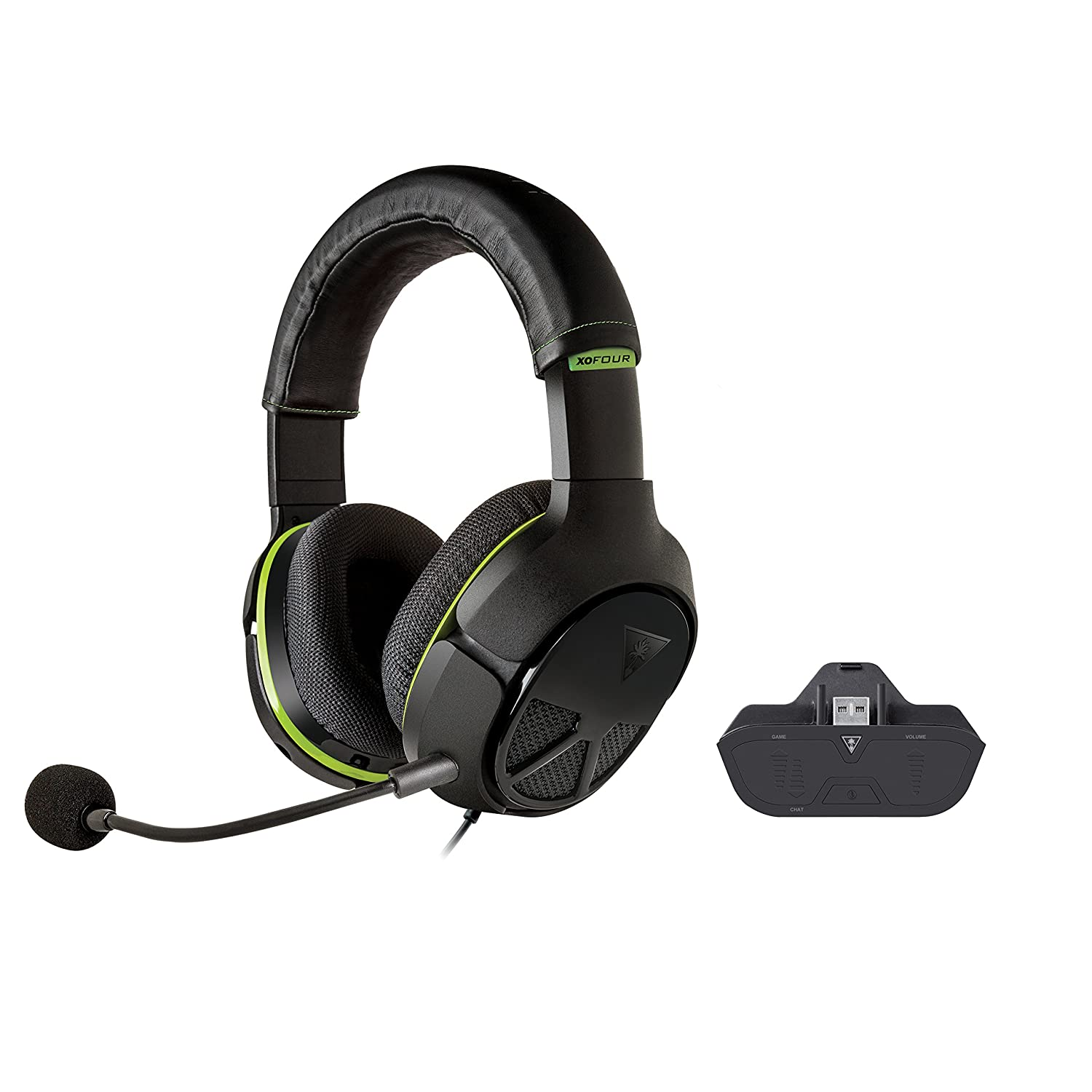 8e1be5b187f Turtle Beach - Ear Force XO Four Stealth Gaming Headset - Xbox One  (Renewed): xbox_one: Computer and Video Games - Amazon.ca