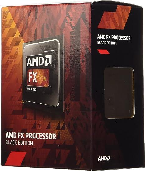 Amazon Com Amd Fd4300wmhkbox Fx 4 Core Black Edition Fx 4300 Computers Accessories