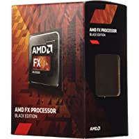 Processador AMD FX 4300 Black Edition (AM3+ - 4 núcleos - 3,8GHz) - FD4300WMW4MHK / FD4300WMHKBOX