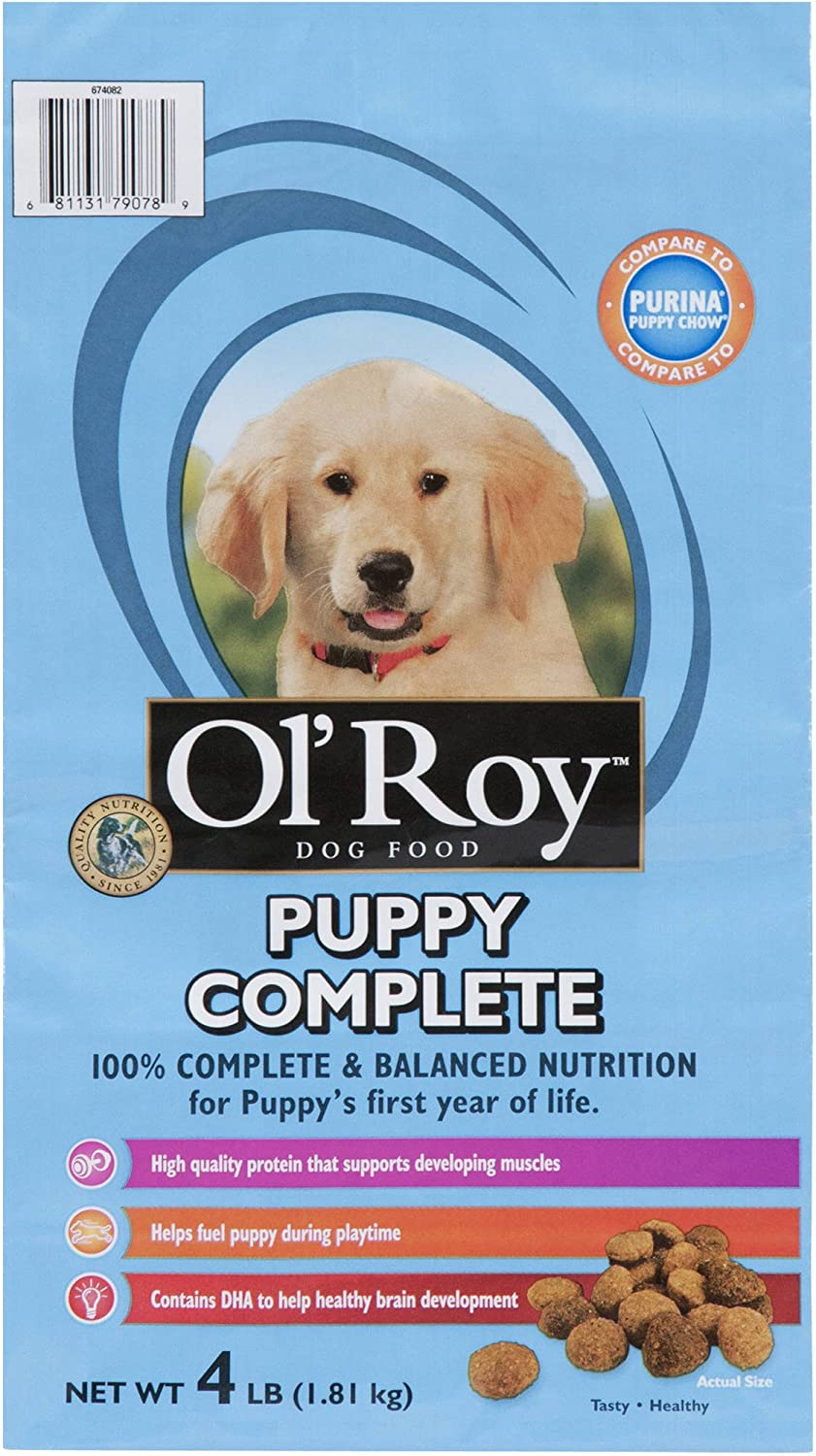 Ol' Roy Puppy Complete