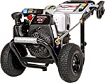Simpson Cleaning MSH3125 MegaShot Gas Pressure Washer Powered by Honda GC190,