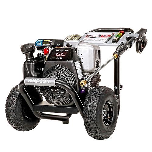 runner up: simpson cleaning msh3125 megashot