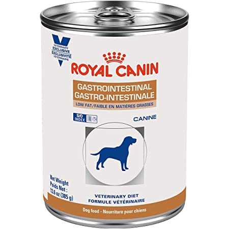 Royal Canin Veterinary Diet Canine Gastro Intestinal Low Fat Canned Dog Food 24 13.6 oz
