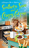 Southern Sass and a Crispy Corpse (A Marygene Brown Mystery Book 2)