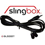 Slingbox IR Emitter/Infrared Blaster Cable for all Sling Models (2 Heads / Control One or Two Devices)