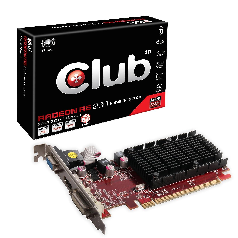 Club D ATI Radeon R Tarjeta gráfica VGA GB DDR PCIe