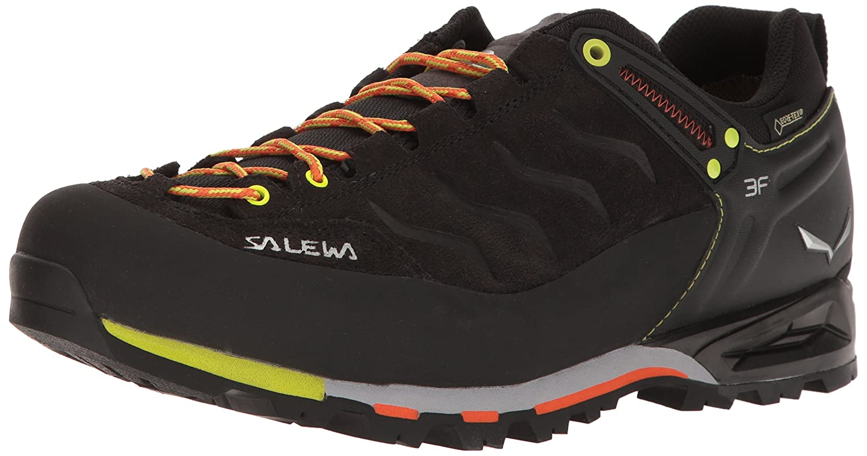 Salewa メンズ 00-0000063467 B01HTMDC88 8.5|Black/Sulphur Spring Black/Sulphur Spring 8.5