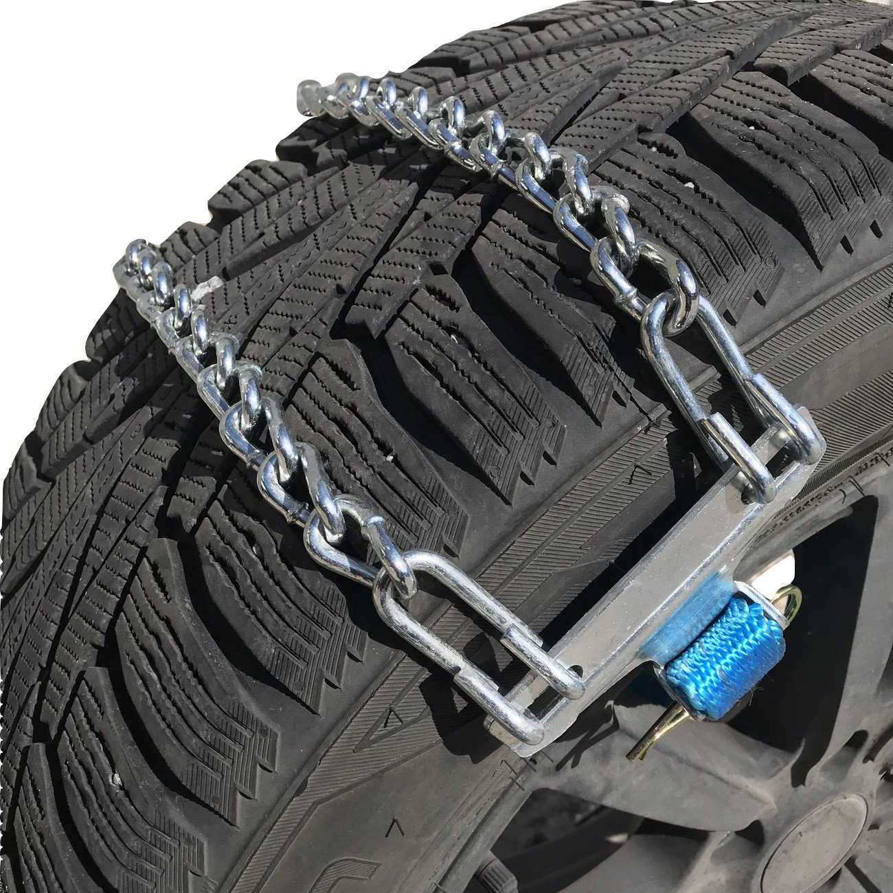 TireChain.com Tire Chains Emergency Strap for Cars and Mini-Vans, priced per pair