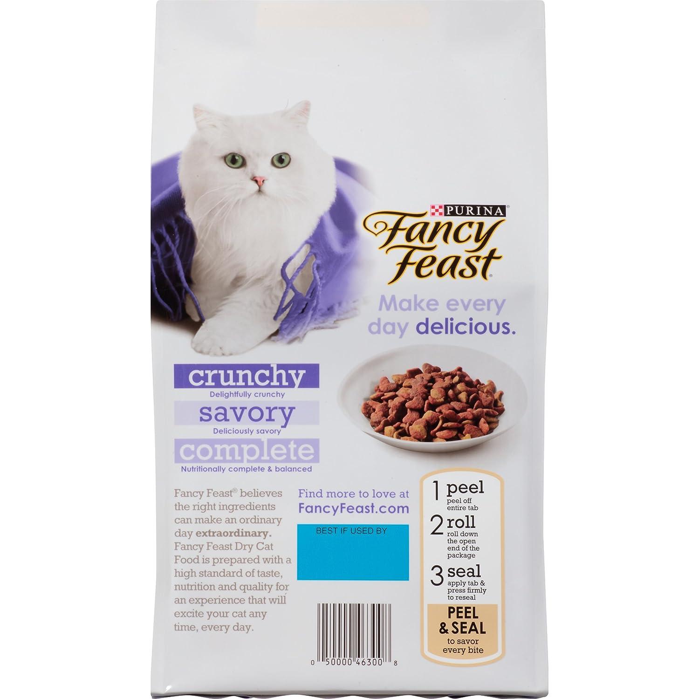 Fancy Feast Dry Cat Food Recall