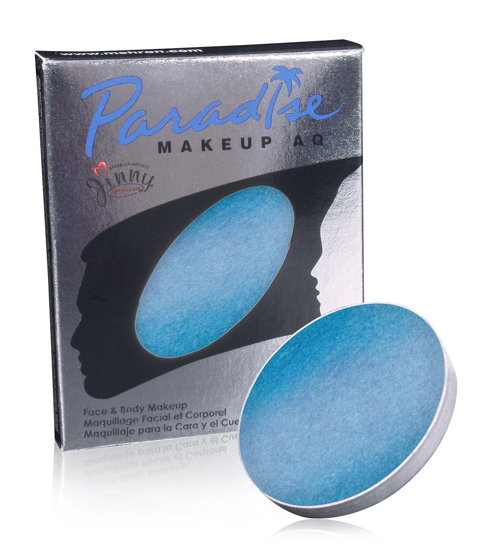 Paradise Makeup AQ Refill Brillant Azur Mehron